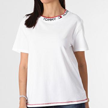 Tommy Hilfiger - Tee Shirt Femme 850 Blanc