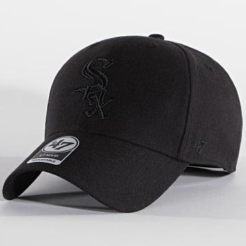 '47 Brand - Casquette MVP Adjustable MVPSP06WBP Chicago White Sox Noir