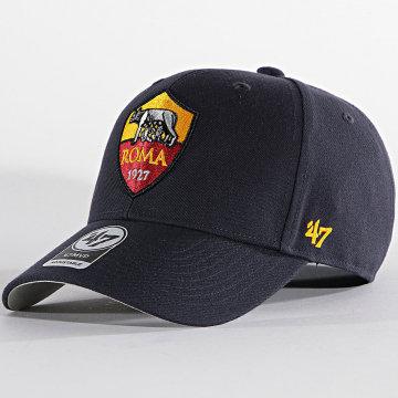 '47 Brand - Casquette MVP Adjustable MVP01WBV AS Roma Bleu Marine