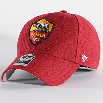 '47 Brand - Casquette MVP Adjustable MVP01WBV AS Roma Rouge