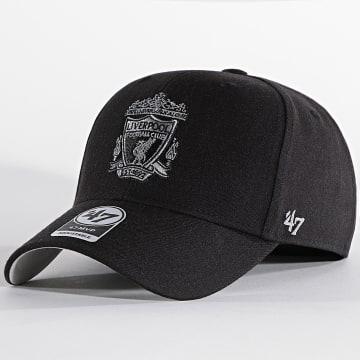 '47 Brand - Casquette MVP Adjustable MVP04WBV Liverpool FC Noir