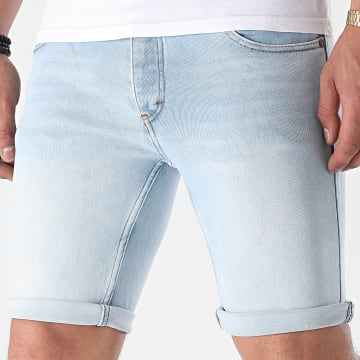 Armita - Short Jean Slim 1752 Bleu Wash