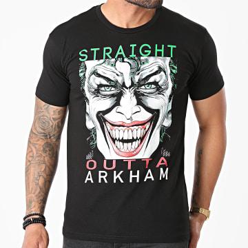 DC Comics - Tee Shirt MEBATMBTS114 Noir