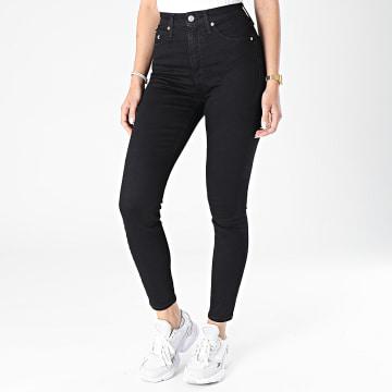 Calvin Klein - Jean Femme Super Skinny 5526 Noir