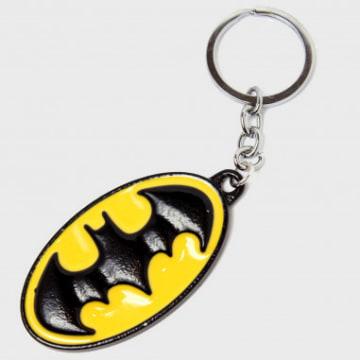 DC Comics - Porte-clés Batman Noir Jaune