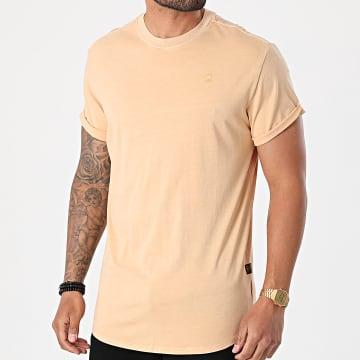 G-Star - Tee Shirt Oversize D16396-2653 Orange