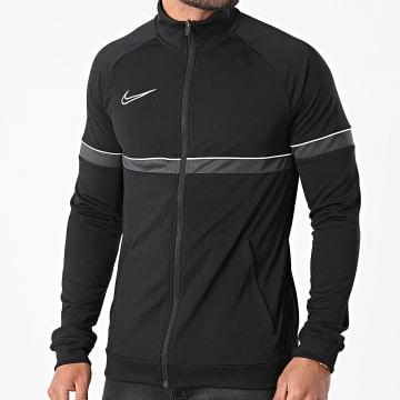 Nike - Veste Zippée Academy 21 Noir