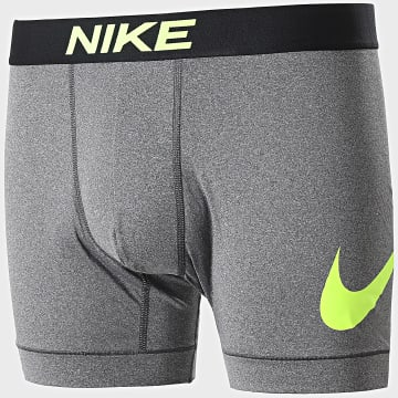 Nike - Boxer Essential Micro KE1091 Gris Chiné