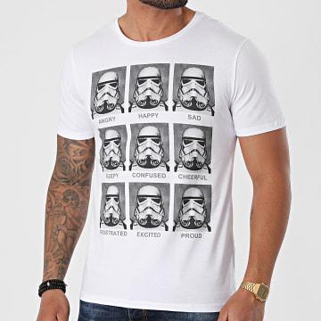 Star Wars - Tee Shirt HSTTS1353 Blanc