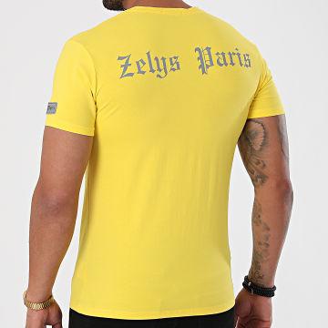 Zelys Paris - Tee Shirt Réfléchissant Yacht Jaune