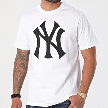 '47 Brand - Tee Shirt New York Yankees BB017TEMIME54 Blanc