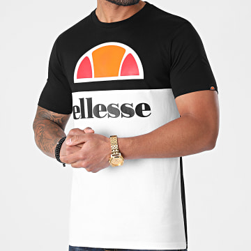 Ellesse - Tee Shirt Arbatax SHI03430 Noir Blanc