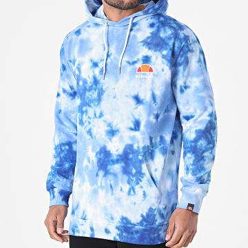 Ellesse - Sweat Capuche Tie Dye Toce SHI11366 Bleu