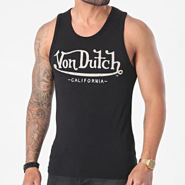 Von Dutch - Débardeur Road Noir