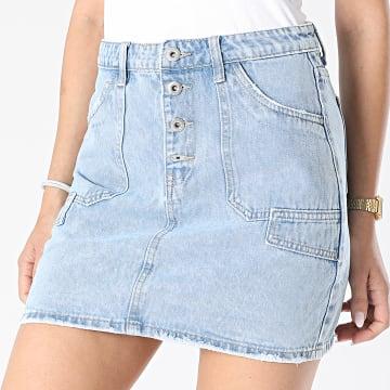 Girls Outfit - Jupe Jean Femme B938 Bleu Denim