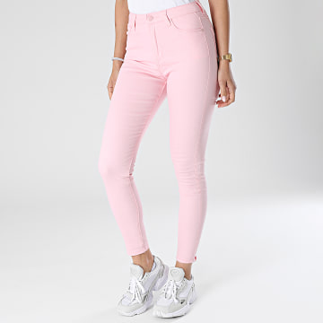 Girls Outfit - Jean Skinny Femme Y4786 Rose