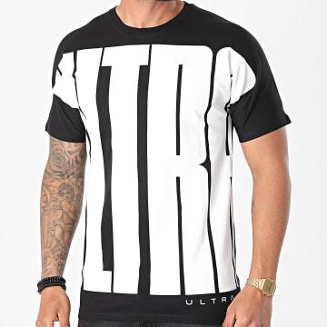 La Piraterie - Tee Shirt Ultra Typo Noir