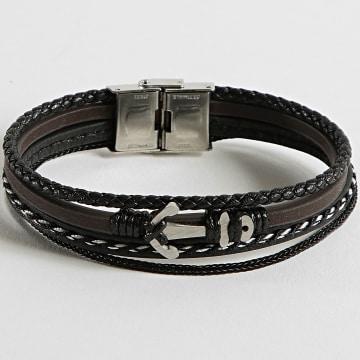 California Jewels - Bracelet BL1125 Noir