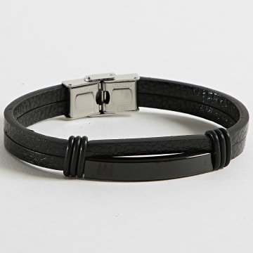 California Jewels - Bracelet CB085 Noir