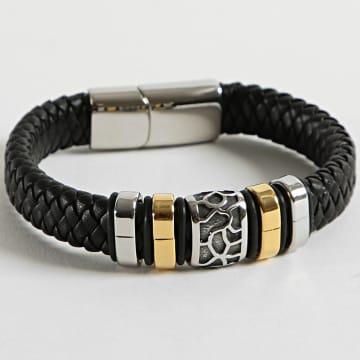 California Jewels - Bracelet BL0836 Noir