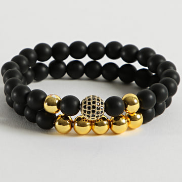California Jewels - Bracelet BL0777 Noir