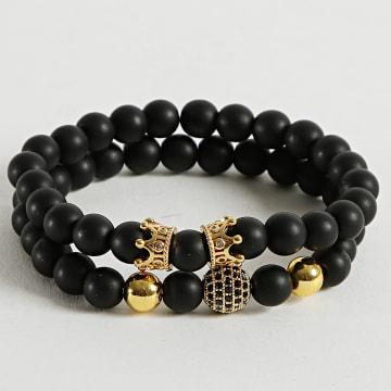 California Jewels - Bracelet BL0763 Noir