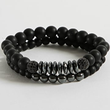 California Jewels - Bracelet BL0766 Noir