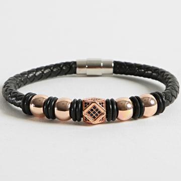 California Jewels - Bracelet BL0711 Noir