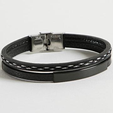 California Jewels - Bracelet BL0693 Noir