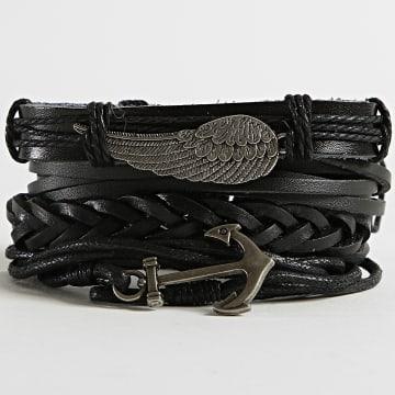 California Jewels - Bracelet TZ380 Noir