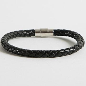 California Jewels - Bracelet ST0222 Noir