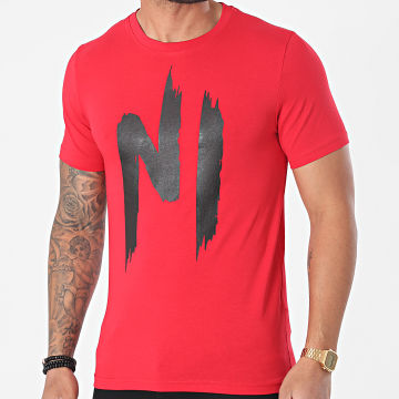NI by Ninho - Tee Shirt TS01 Rouge