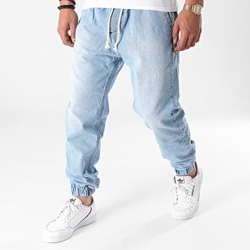 2Y Premium - Jogger Pant Jean B6069 Bleu Denim