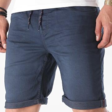Blend - Short Jogg Jean Twister 20711950 Bleu Marine