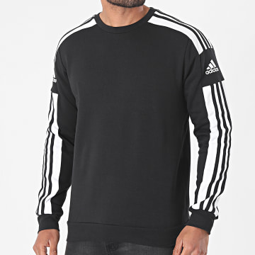 Adidas Performance - Sweat Crewneck A Bandes SQ21 GT6638 Noir