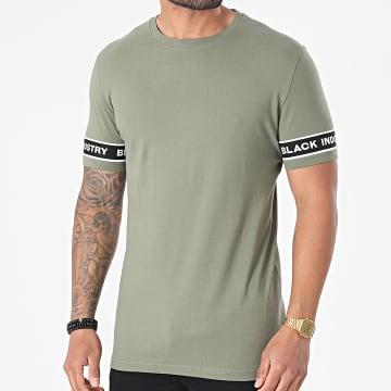 Black Industry - Tee Shirt 20-61 Vert Kaki