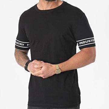 Black Industry - Tee Shirt 20-60 Noir
