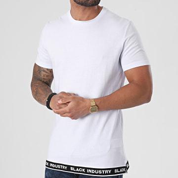 Black Industry - Tee Shirt 20-56 Blanc