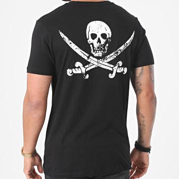 Black Industry - Tee Shirt T-133 Noir