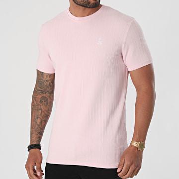 Gym King - Tee Shirt Riviera Rose