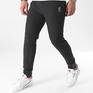Gym King - Pantalon Jogging Sport Impact TSB-C21LL Noir