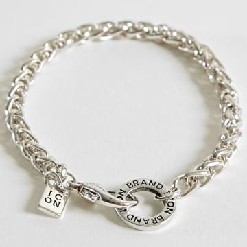 Icon Brand - Bracelet P1540 Argenté