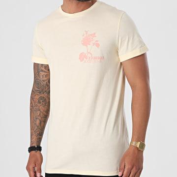 Sixth June - Tee Shirt M22200VTS Beige Floral