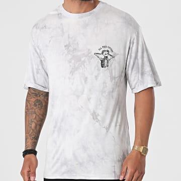 Sixth June - Tee Shirt M22204VTS Gris Chiné