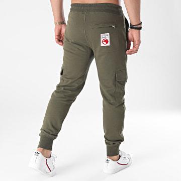 Compagnie de Californie - Pantalon Jogging Inglewood Vert Kaki