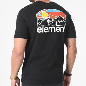 Element - Tee Shirt Sunnet Noir
