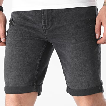 Only And Sons - Short Jean Ply Life Noir
