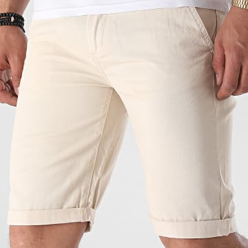 Paname Brothers - Short Chino Bali Beige Clair