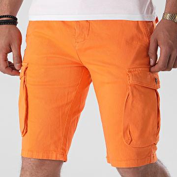 Paname Brothers - Short Cargo Bill Orange