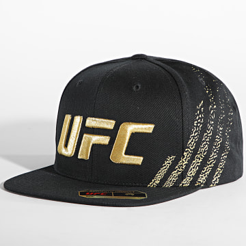 Venum - Casquette Snapback UFC Champion Noir Doré